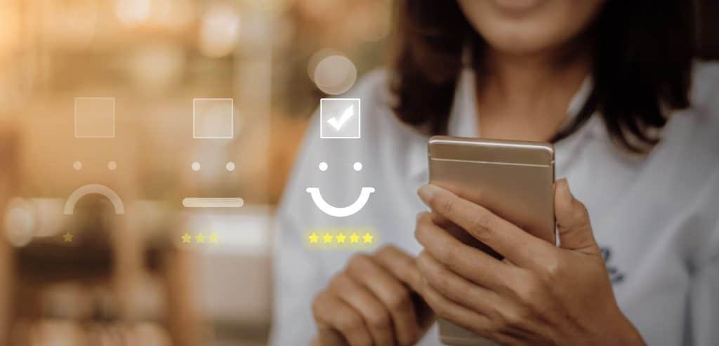 An inform customer is a happy customer!